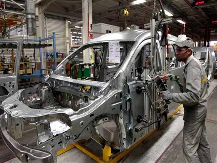 """استمرار التراجع الحاد لإنتاج السيارات في بريطانيا بسبب جائحة """"كورونا"""""""