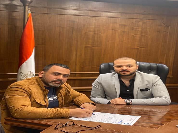 الإعلامي يوسف الحسيني ينضم لحزب مستقبل وطن