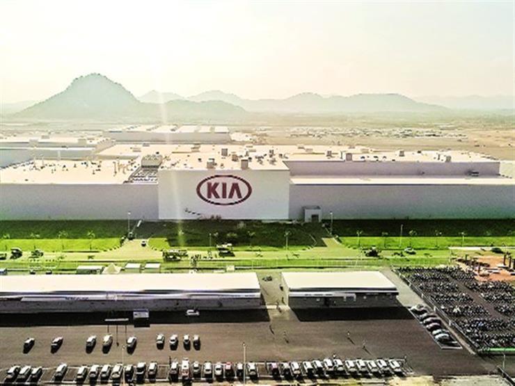 كيا تدرس وقف الإنتاج بعدد من مصانعها بسبب تراجع الطلب عالميًا