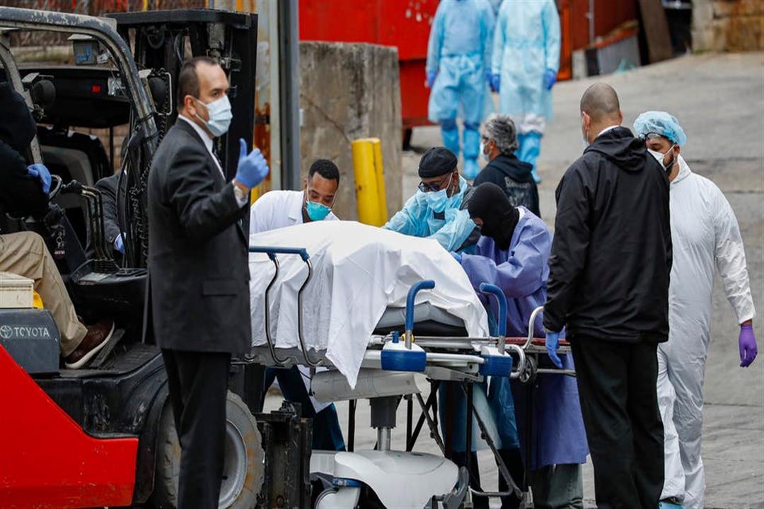 أمريكا تتخطى 1.8 مليون إصابة بفيروس كورونا