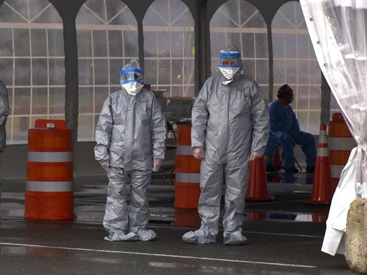 الولايات المتحدة.. ارتفاع الإصابات بكورونا إلى 230 ألف تقريبًا والوفيات إلى 5443