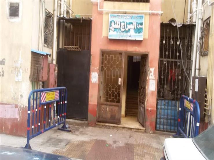 انتهاء الحجر المنزلي لسكان عمارتين في بورسعيد