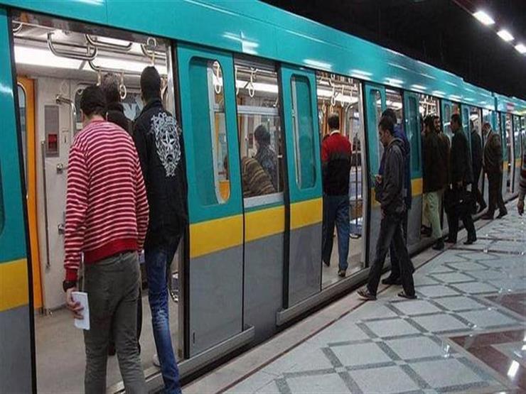 """مترو الأنفاق: """"لم نرصد أي حالات إصابة بكورونا بين العاملين أو الركاب""""- فيديو"""