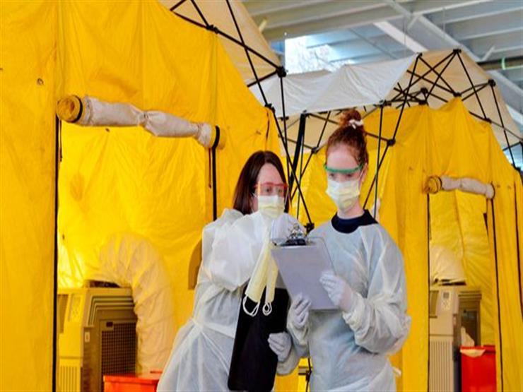 أوكرانيا: 23204 مصابين بكورونا بينهم 4475 من العاملين في مجال الصحة