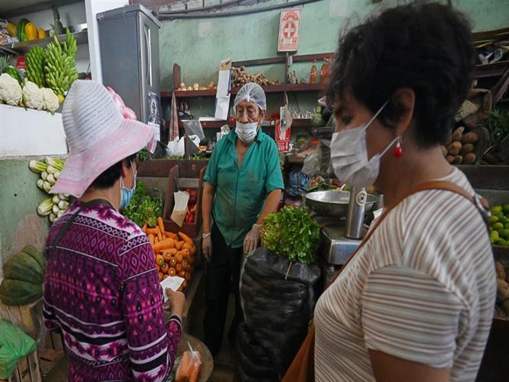إجمالي المصابين بكورونا في بيرو يتجاوز 174 ألف حالة