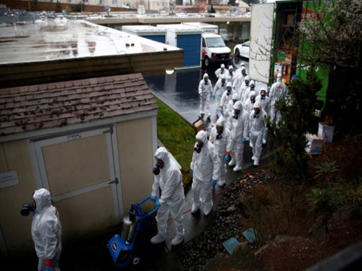 الولايات المتحدة تسجل 1169 حالة وفاة بسبب كورونا