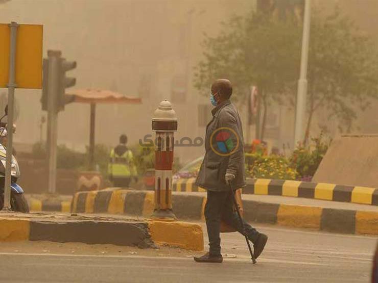 ألبوم صور.. مصر تحت سماء العاصفة