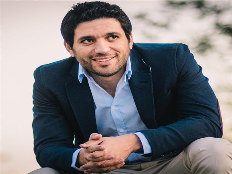 """حسن الرداد يكشف عن البوستر الرسمي لفيلم """"توأم روحي"""""""