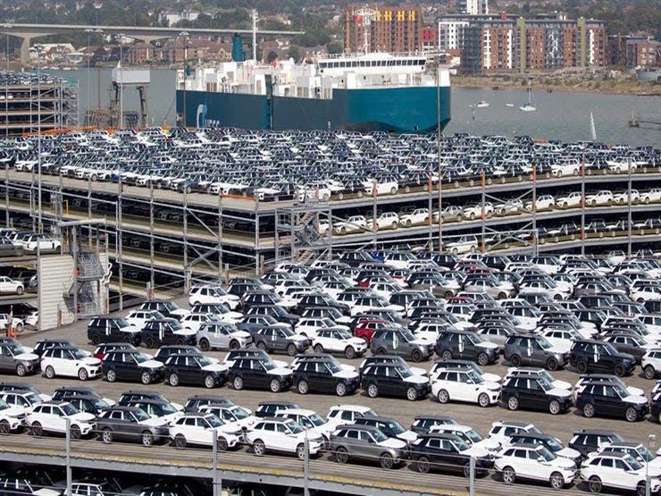انهيار مبيعات السيارات في بريطانيا لأول مرة في 21 عامًا خلال مارس