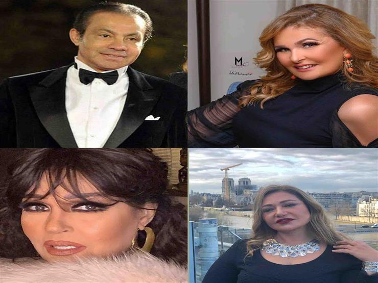 بينهم  يسرا وفيفي عبده.. نجوم الفن ينعون رجل الأعمال منصور الجمال