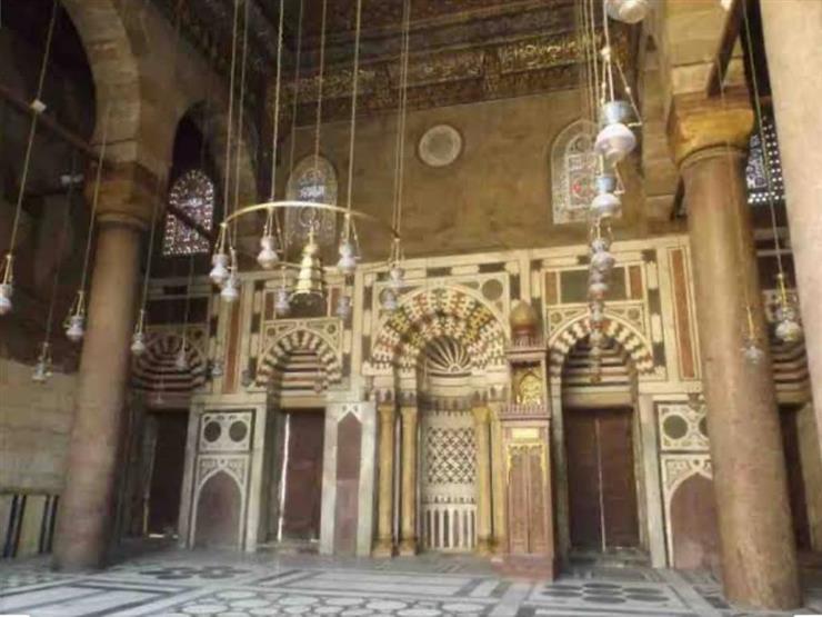 الآثار تطلق زيارة افتراضية لجامع ومدرسة السلطان الظاهر برقوق