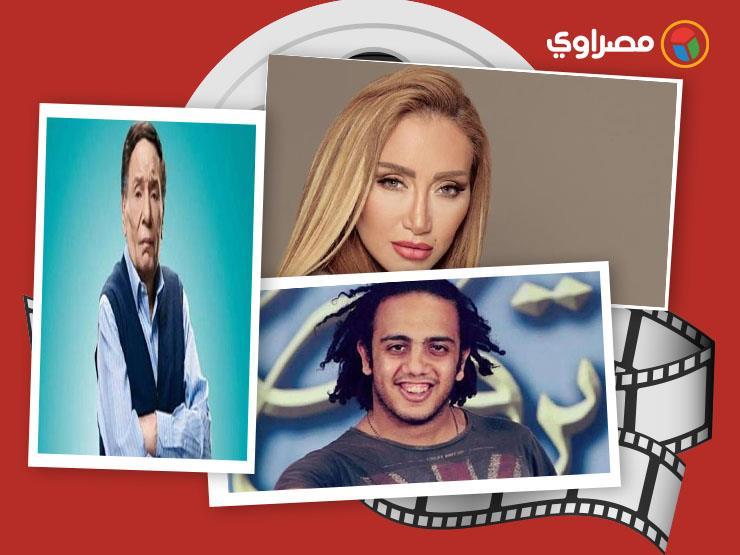 النشرة الفنية  وفاة فنانة وحقيقة دعم تامر حسني لخالد عادل وحفل ياسين التهامي