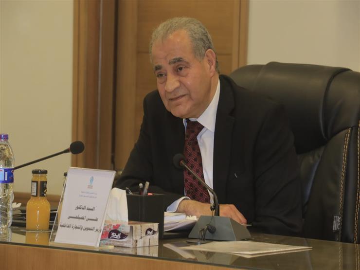 8 محاور.. ننشر خطة عمل وزارة التموين في عيد الفطر المبارك