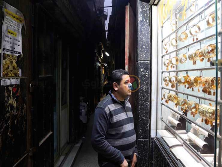 أسعار الذهب ترتفع في مصر خلال تعاملات  اليوم الأربعاء