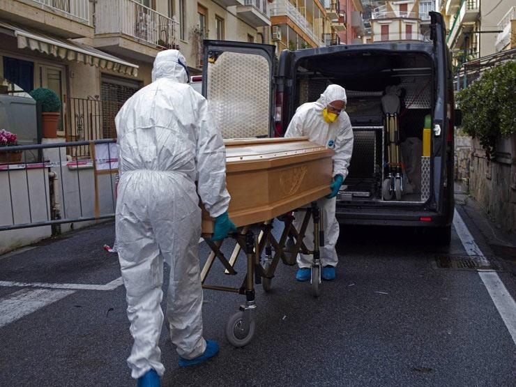 وفيات كورونا في بريطانيا تناهز 40 ألف حالة