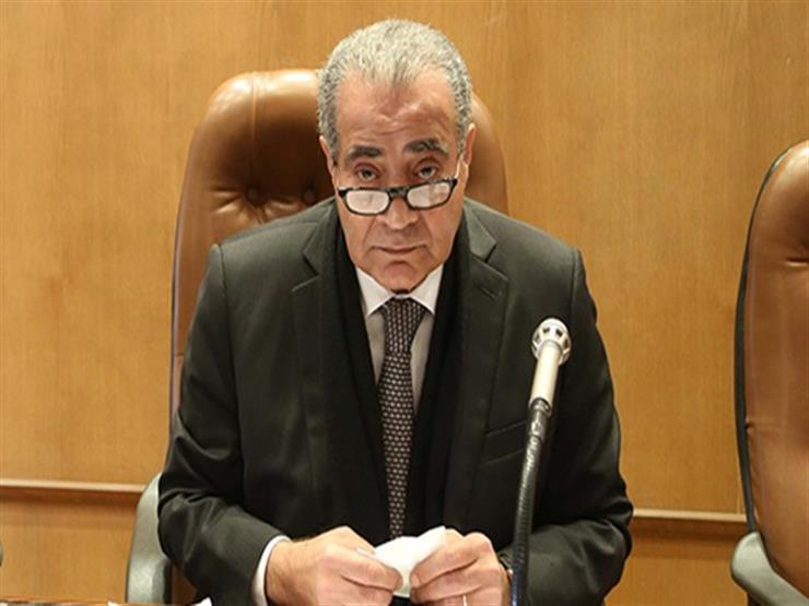 وزير التموين: استلام ٣ ملايين طن قمح محلي خلال شهر وأسبوع من   مصراوى
