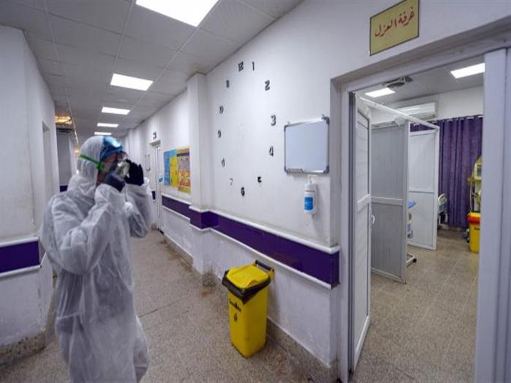 """""""صحة كفر الشيخ"""" تسجل أول حالة عزل منزلي لمصاب بفيروس كورونا"""