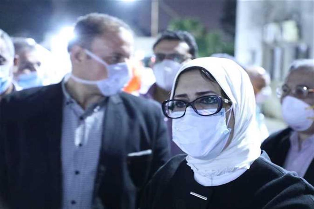 """وزيرة الصحة تكشف آلية تقديم العلاج المنزلي للمصابين بـ""""كورونا"""""""