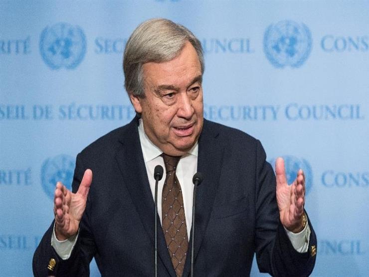 الأمين العام للأمم المتحدة يدعو إلى حماية اللاجئين خلال تفشي كورونا
