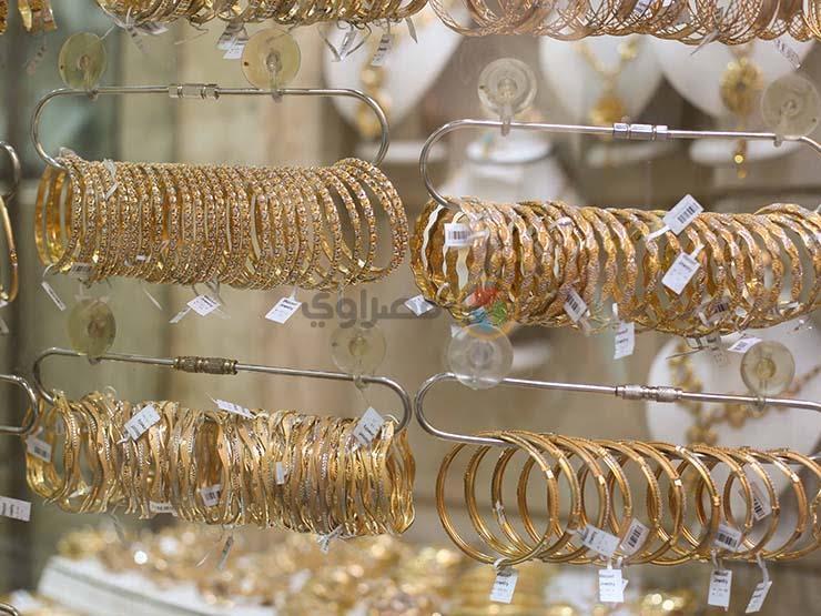 أسعار الذهب تعاود الانخفاض في مصر خلال تعاملات اليوم الخميس