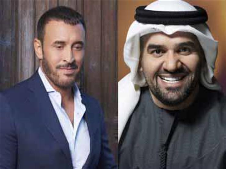 """24 و25 مايو.. كاظم الساهر وحسين الجسمي يحتفلان بعيد الفطر مع الجمهور عبر """"يوتيوب"""""""