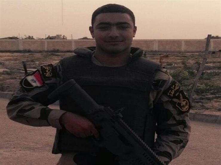 """والد الشهيد خالد مغربي: """"ربيت ابنى على الوطنية والبطولة حتى أصبح شهيد"""""""