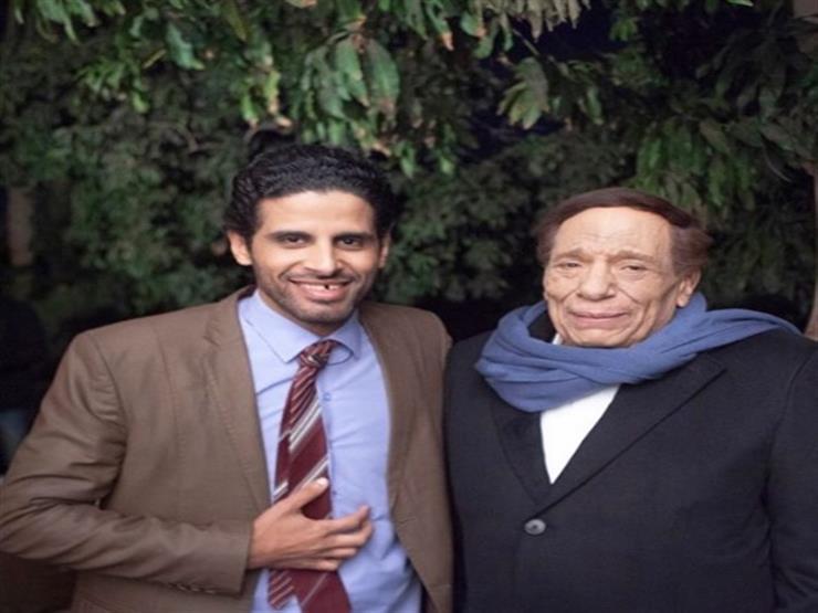 """حمدي الميرغني عن """"فلانتينو"""": شكرا لزعيم الفن العربي عادل إمام"""
