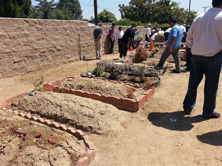 ما حكم زيارة المقابر يوم العيد؟.. والمفتى: يجوز بشرط