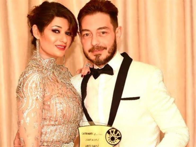 """بعد نجاحه في """"البرنس"""".. زوجة أحمد زاهر توجه له رسالة"""