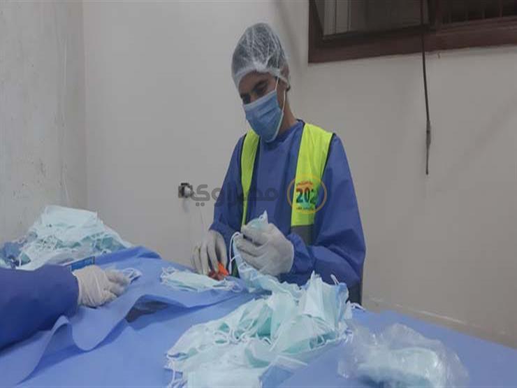 """""""إجبارية بعد يومين"""".. الصحة العالمية تنشر الطريقة الآمنة لارتداء الكمامات"""