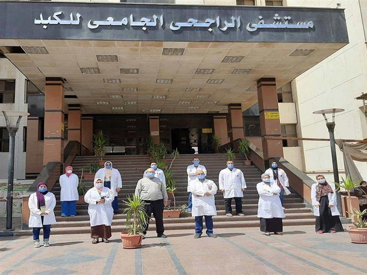 تعافي 35 حالة من فيروس كورونا في مستشفى أسيوط الجامعي