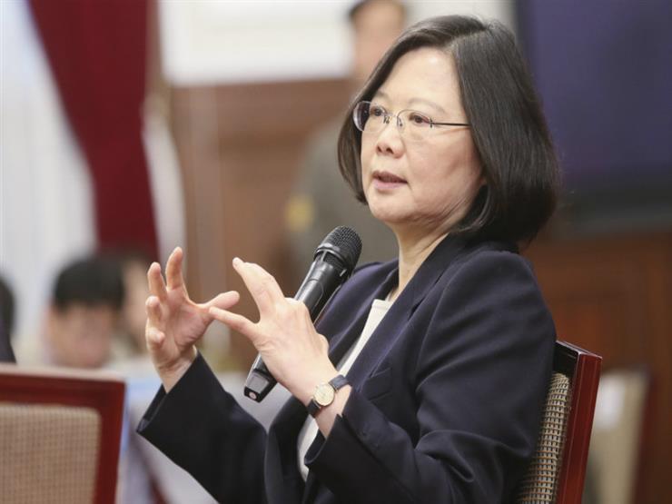 """رئيسة تايوان: سنقدم """"العون في الوقت المناسب"""" لمواطني هونج كونج"""