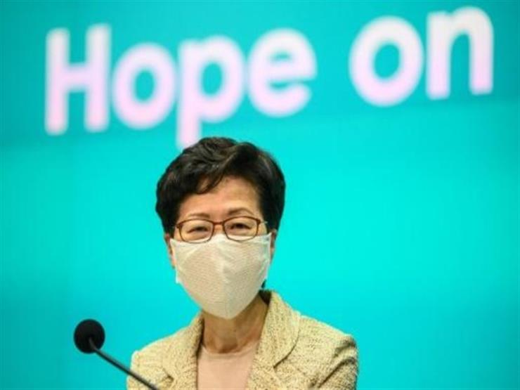 الرئيسة التنفيذية لهونج كونج تدعم المقترح الأمني الصيني فيما تحذر أمريكا من العواقب