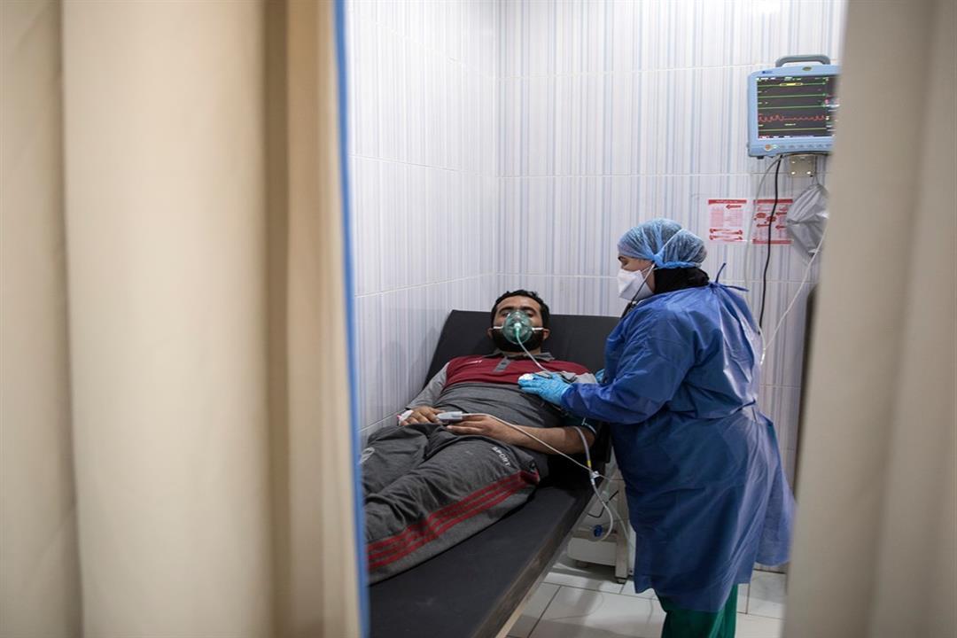 أبطال كورونا.. كيف يواجه التمريض الفيروس بحميات العباسية؟