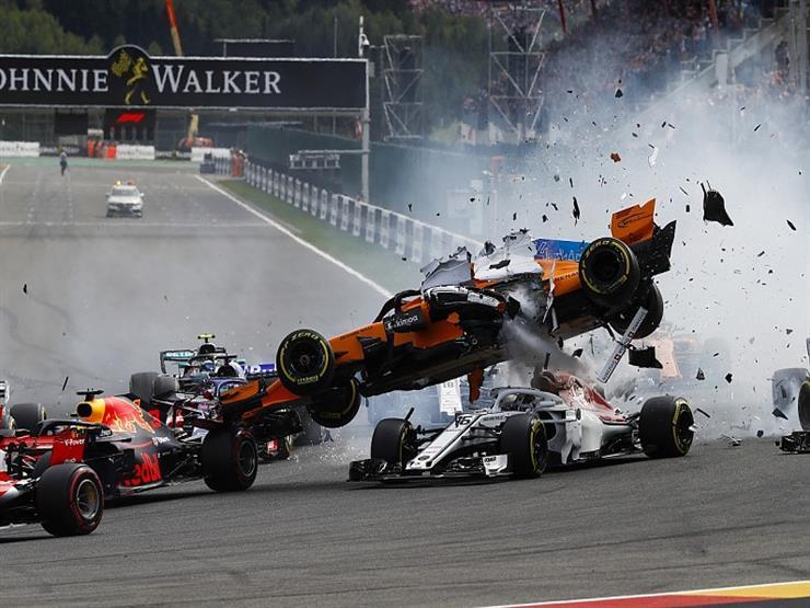 """لماذا حذر رئيس فريق ريد بول من """"الحوادث"""" عند عودة فورمولا-1؟"""