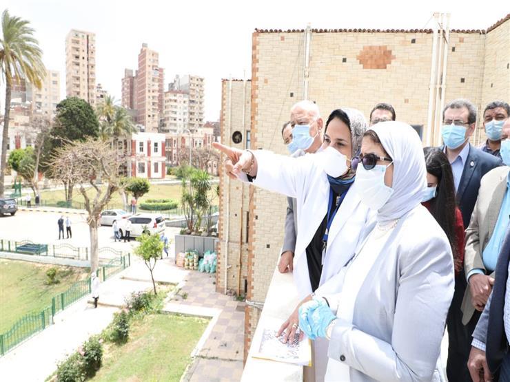 وزيرة الصحة: زيادة أعداد المصابين بكورونا مسوؤلية المواطنين