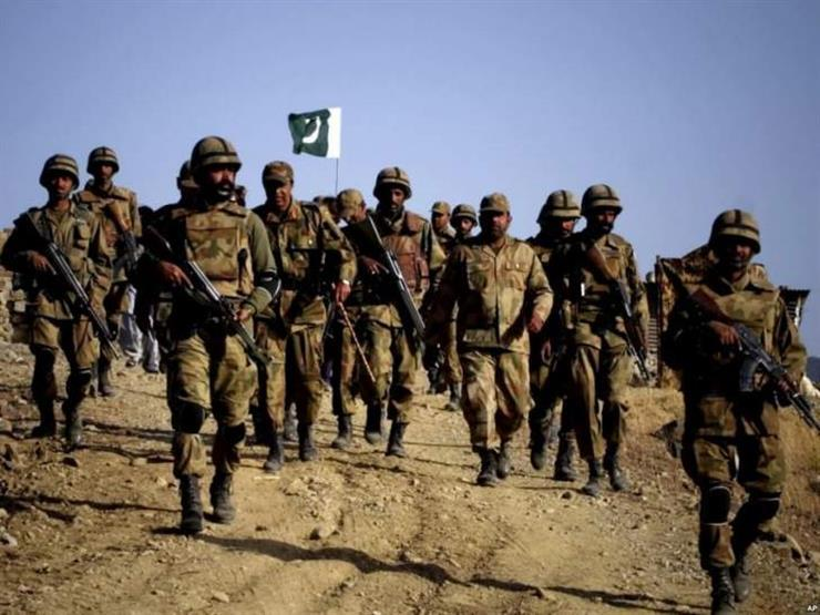 """الجيش الباكستاني يسقط طائرة تجسس هندية """"مسيرة"""""""