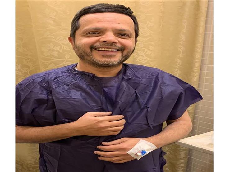 """محمد هنيدي لـ""""مصراوي"""": أجريت قسطرة قلبية بسبب انسداد الشرايين وأشعر بتحسن الآن"""