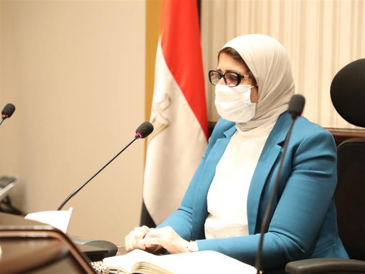 وزيرة الصحة توجه رسالة للمواطنين بشأن شراء أدوية المناعة من الصيدليات