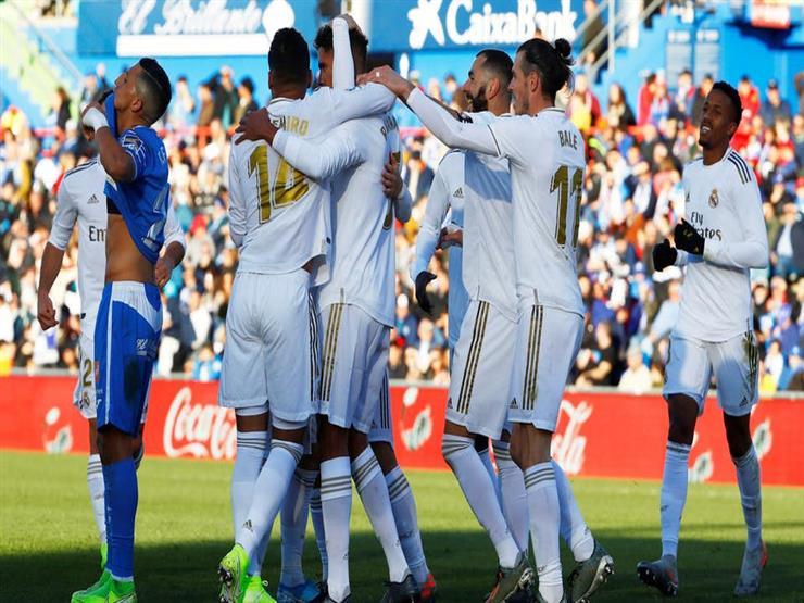 """تقارير: ريال مدريد يخوض باقي مباريات """"الليجا"""" على ملعب تدريب"""
