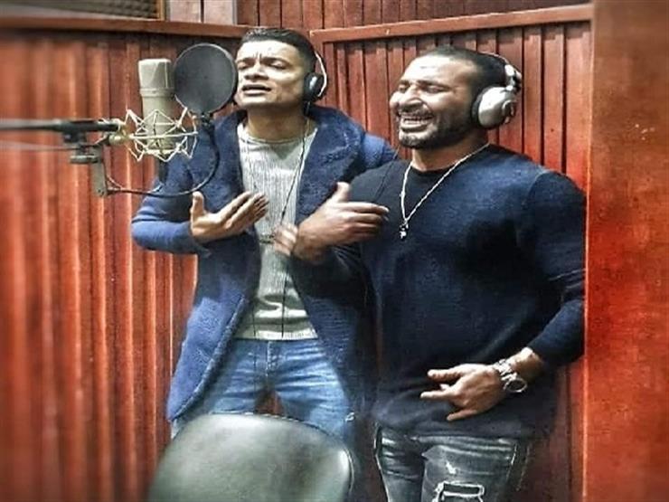 """خاص.. أحمد سعد يكشف تفاصيل أغنية """"100 حساب"""" مع حسن شاكوش"""