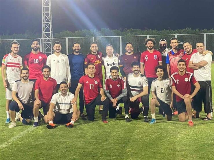 مرتضى منصور لمصراوي: تغريم ثنائي الزمالك بسبب  مباراة كرة خم   مصراوى