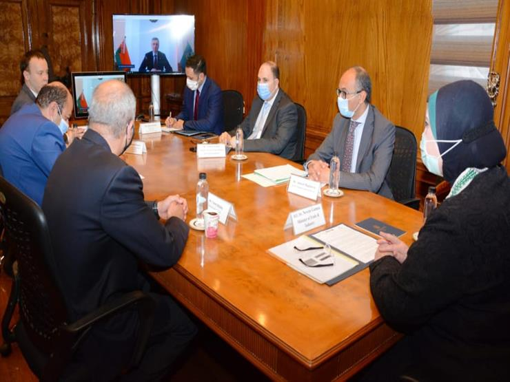 نيفين جامع: مباحثات مع بيلاروسيا لتعزيز التعاون الصناعي وزيادة التجارة البينية