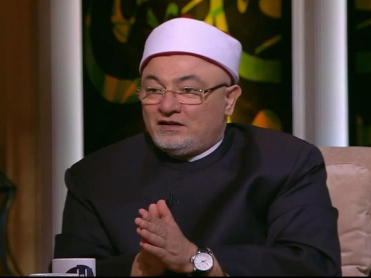 صورة بالفيديو| دعاء الشيخ خالد الجندي للإعلامي رامي رضوان بالشفاء