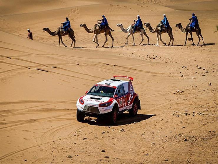 """للعام الثاني.. """"رالي داكار"""" 2021 ينطلق من صحراء السعودية"""