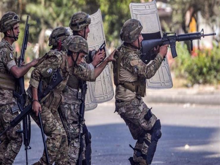 الجيش اللبناني يعلن توقيف خلية إرهابية تعد لتنفيذ عمليات أمنية في البلاد
