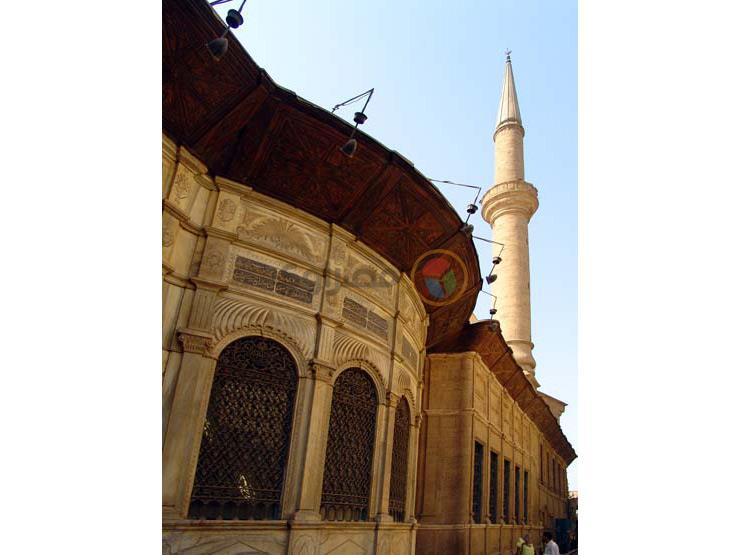 مسجد سليمان اغا السلحدار.. أحد كنوز شارع المعز الإسلامية