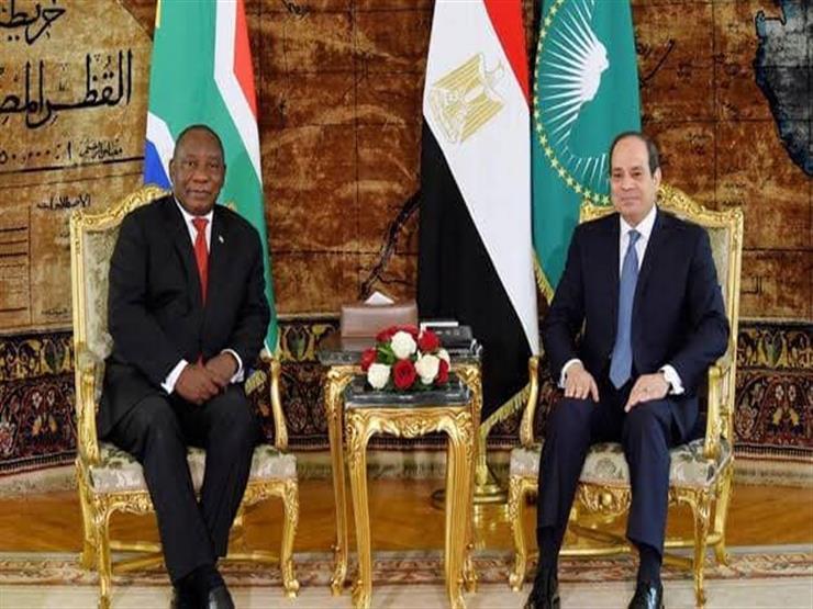 """""""قضية وجودية"""".. السيسي يؤكد رفض تحركات إثيوبيا الأحادية بشأن سد النهضة"""