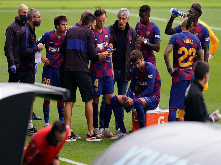 تقرير.. 5 مدربين وسلسلة من الفشل في برشلونة بعد رحيل جوارديولا