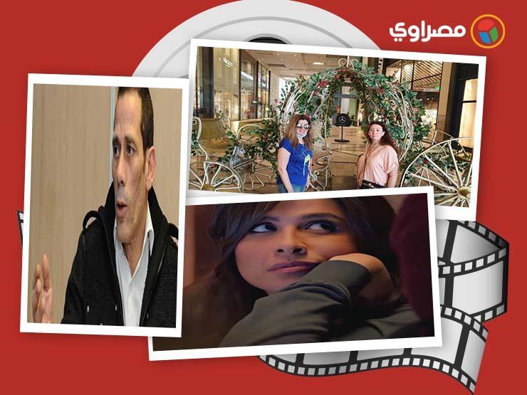 النشرة الفنية  وفاة شقيق فنان بكورونا وأول ظهور لابنة فريد شوقي بعد تعافيها